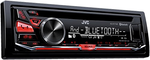 test jvc kd r771bt autoradio usb cd receiver mit bluetooth. Black Bedroom Furniture Sets. Home Design Ideas