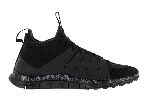 Nike Free Hypervenom 2, Scarpe da Calcio Uomo Gris (Black / Black-Cool Grey-White)