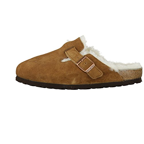 Birkenstock Boston Mink, Sabots Mixte Adulte Marron - Marron (Mink)