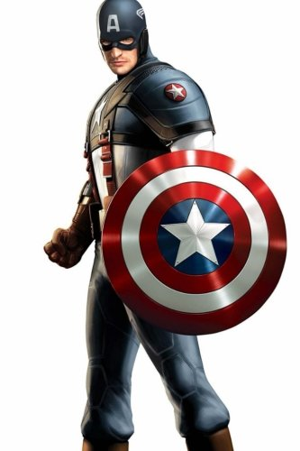 Journal: Captain America