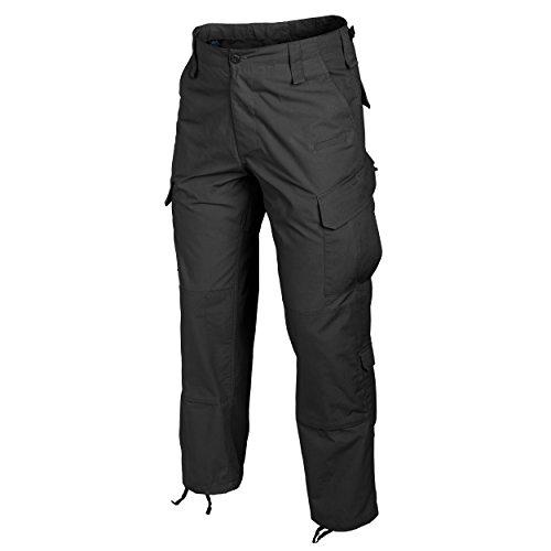 Combat Uniform Hose (Helikon-Tex CPU Hose Trousers Combat Patrol Uniform Ripstop Schwarz)