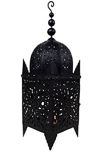 ORIGINAL orientalische marokkanische mediterrane marokko Laterne - Frane 100cm - Gartenlaterne Eisenlaterne Marrakesch