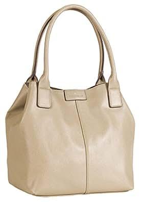 Tom Tailor Acc MIRIPU 10990 Damen Shopper 44x28x18 cm (B x H x T), Beige (beige 20)
