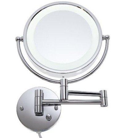 LOYWE LED Beleuchtet wunderschöne Kosmetikspiegel 1+5F,LW39NEW