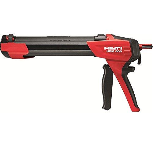 HILTI 3498241 HDM 500 Manuelle Klebstoffspender + CB 500 - Dispenser Handbuch