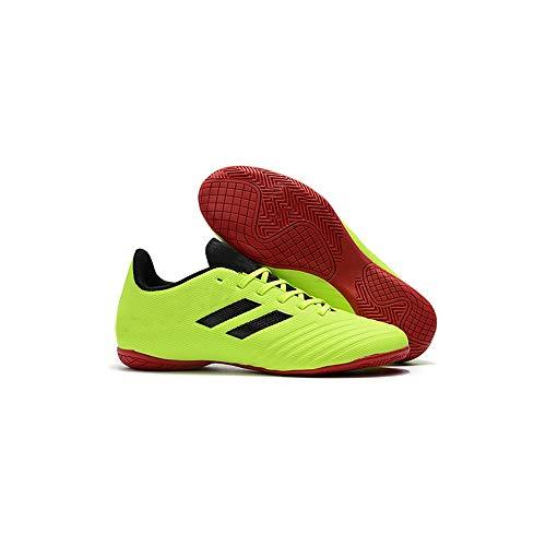 Scarpe da Calcio da Uomo Tacchetti da Allenamento Scarpe da Tennis per Bambini Sneaker Sport 7.5