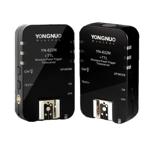 Yongnuo YN622N YN622 Funkauslöser Auslöser Blitzauslöser für Nikon i-TTL HSS 1/8000s