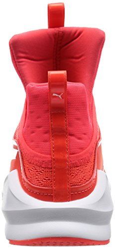 Puma Fierce Eng, Fitness Femme Rouge (Red Blast/White)