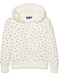 Tom Tailor Sweatjacket with Allover Print, Sweat-Shirt Fille