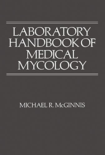 Laboratory Handbook Of Medical Mycology por Michael R. Mcginnis epub