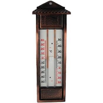 Koch 86500 Thermomètre minimax métal