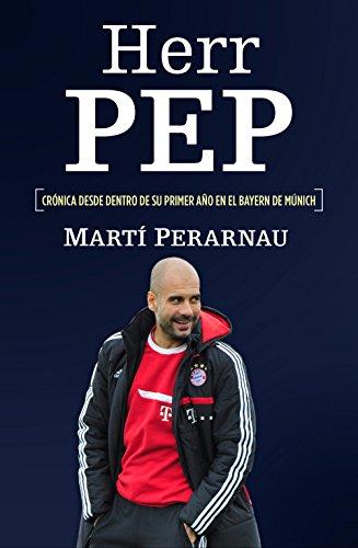 Herr Pep por Marti Perarnau