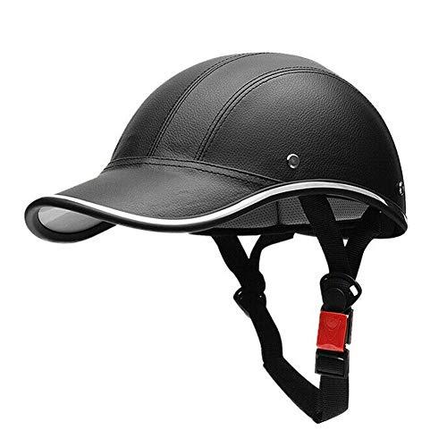 Unisex Winddichter Fahrradhelm für Erwachsene, Mountainbike, Outdoor-Sicherheitshelm Free Size Schwarz