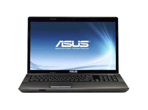 Asus X93SV-YZ224V 46,7 cm (18,4 Zoll) Laptop (Intel Core i5 2430M, 2,4GHz, 4GB RAM, 750GB HDD, NVIDIA GT540M, DVD, Win 7 HP)