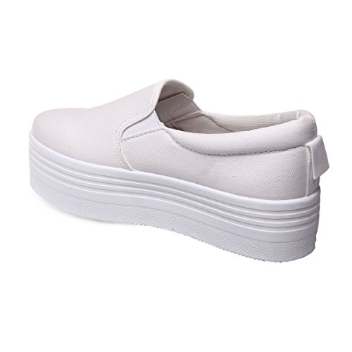 Scarpe Fashionista on Slip White Tipo Il Di qHtzz1