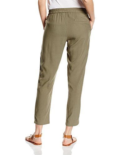 b.young Damen Hose Esme Pants Grün (Dusty Olive 80303)
