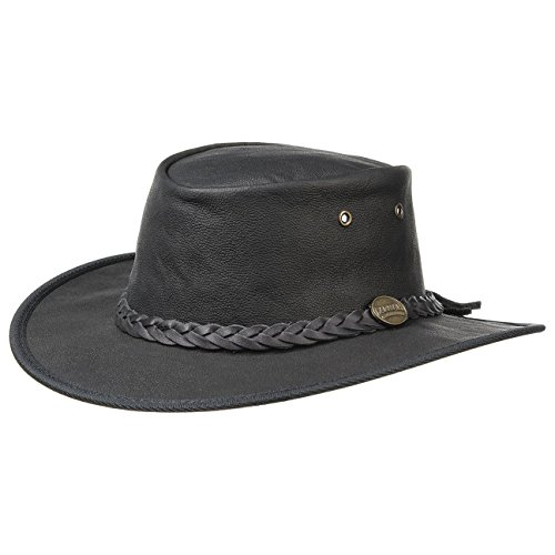 Squashy Sundowner Kangaroo by BARMAH sombrero outdoorsombrero de piel (S 54-55  - a5dbdb2d7a7