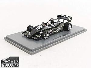 SPARK S4847 - Coche en Miniatura de colección, Color Negro