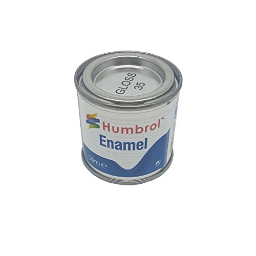 Humbrol AQ0397 No 35 Gloss Varnish - Gloss (50 ml)