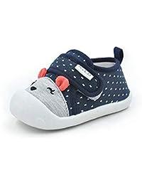 bfdec199a5a02 MK MATT KEELY Chaussures Premiers Pas bébé Fille Baskets Bébé Garcon