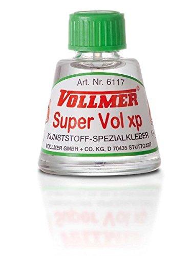 Preisvergleich Produktbild Vollmer 46117 Vollmer Kleber Super Vol xp Kunststoff Spezialkleber