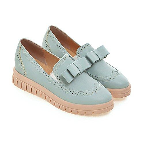 Printemps doux archet ajoutant des chaussures/Coupe-bas fond plat chaussures/Chaussures de l'étudiant C