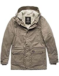 d91a58fefc73c Amazon.es  Franklin Marshall - Chaquetas   Ropa de abrigo  Ropa