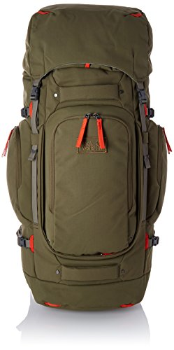 Jack Wolfskin Freeman Pack Rucksack One Size Burnt Olive