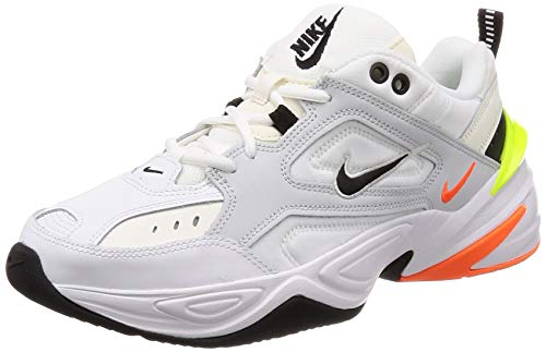 huge discount da9d2 cf6a2 Nike M2k Tekno, Chaussures de Fitness Homme, Multicolore (Pure Platinum  Black