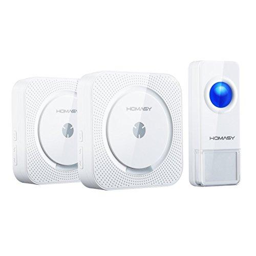 Campanello Senza Fili VICTSING Campanello Wireless Impermeabile IP55...