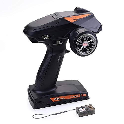 Supertop 2.4G RC-Car-Controller 6-Kanal-Digital-Radio-Fernbedienung-Sender Mit Empfänger Für Remote-RC-Car-Boot