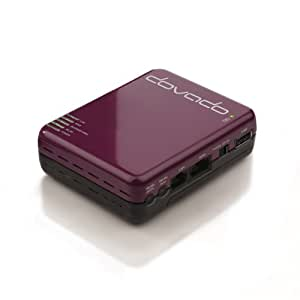 Portable Battery Operated 4G / LTE USB Router - Dovado GO