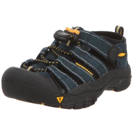 Keen Kinder Outdoorsandalen blau 25
