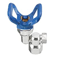 FEVERWORK EsportsMJJ 7/8 Inch F-7/8 Inch M Clean Shot Shut Off Valve Swivel Joint For Graco Airless Spray Gun