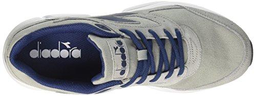 Diadora Shape 9 S, Scarpe da Running Uomo Grigio (Grigio Mattino Profondo)