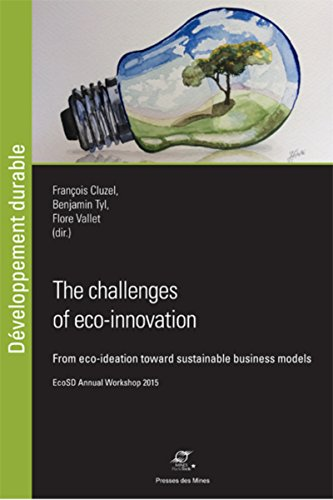 The challenges of eco-innovation: From eco-ideation toward sustainable business models. EcoSD annual workshop 2015.
