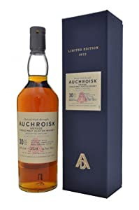 Auchriosk 30 years old 2012 Release 54.7% 70cl by AUCHROISK