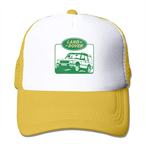 Land Rover Car Logo Cool Adjustable Summer Mesh Cap ()