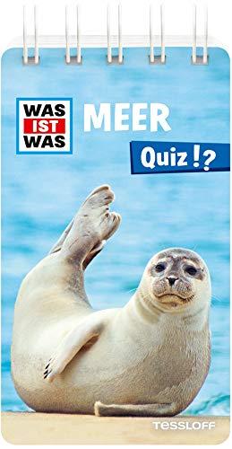 WAS IST WAS Quiz Meer: Über 100 Fragen und Antworten! Mit Spielanleitung und Punktewertung