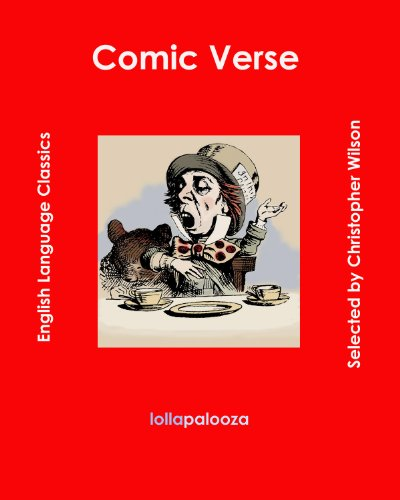 Comic Verse: Classics of Humorous Poetry in English for sale  Delivered anywhere in UK
