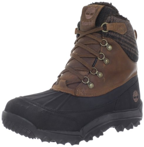 Timberland Rime Ridge Duck, Men's Boots, Brown, 6 UK