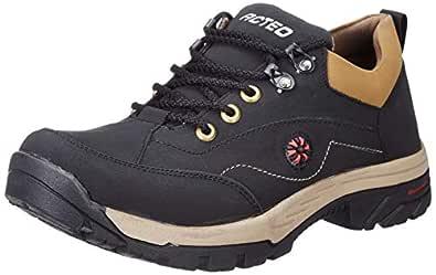 Acteo Men's Black Hiking Boots-6 UK/India (40 EU) (AC1009-Black-6)
