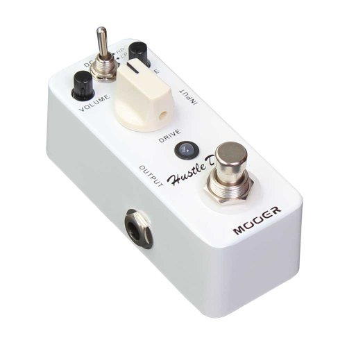 Mooer Audio Hustle Drive – Overdrive/Distortion