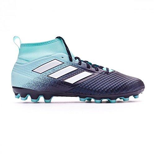 adidas Herren Ace 17.3 AG Fußballschuhe, Blau (Energy Aqua/Footwear White/Legend Ink), 47 1/3 EU
