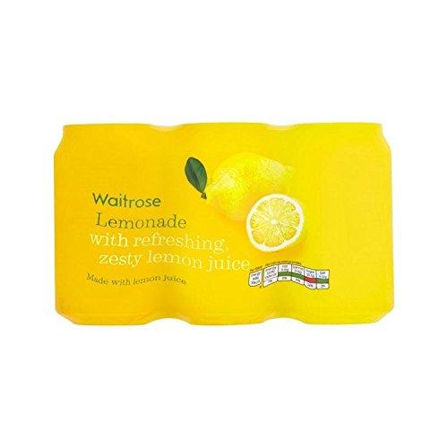 Limonade Avec Du Jus Waitrose 6 X 330Ml (Paquet de 2)