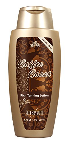 ology Coffee Coast Rich Tanning Lotion mit Bronzer 250 ml Solariumkosmetik - By Beauty & Legwear Store (Sun Tanning)