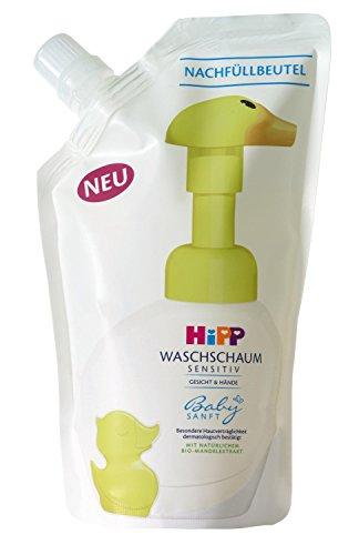 Hipp Waschschaum Nachfüllpack, 250-ml-Beutel