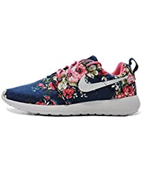 Nike Roshe Run - Flower edition womens (USA 8) (UK 5.5) (EU 39) (25 CM)