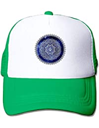 uykjuykj Baseball Caps Hats Adult Unisex Cap Bohemian Indian Mandala Mesh Hat  Dad Cap Baseball Caps 19e9c3712d61