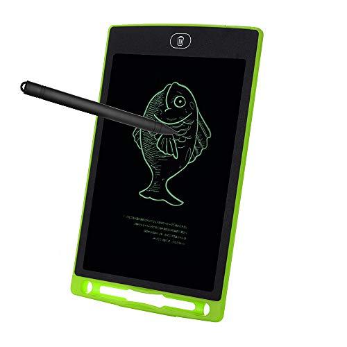 Preisvergleich Produktbild TianranRT Portable 8.5 Zoll Mini LCD Schreiben Tafel Zeichnung Tafel Umgeschrieben Auflage für Kinder (Grün)